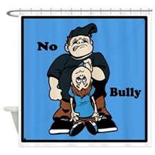No Bully Shower Curtain