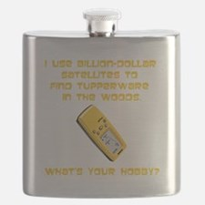 GeoCache Tupperware Yellow.png Flask