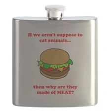 Made Of Meat Red.png Flask
