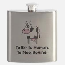 To Moo Bovine Black.png Flask