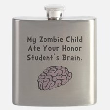 Zombie Child Brain Black.png Flask