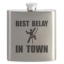 Best Belay Black.png Flask