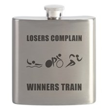 Triathlon Winners Train Black.png Flask
