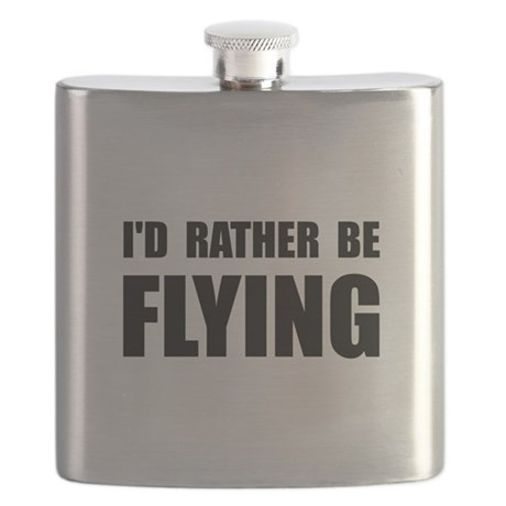 Rather Be Flying Black.png Flask