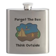 Think Outside Black.png Flask