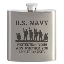 Navy Protect Black.png Flask