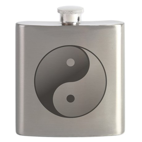 Yin Yang Black ONLY.png Flask