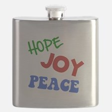 Hope Joy Peace Green ONLY.png Flask
