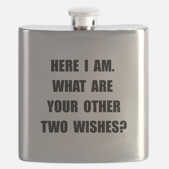 Here I Am Black.png Flask