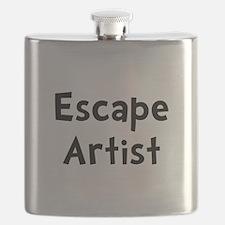 Escape Artist Black.png Flask