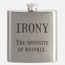 Irony Black.png Flask