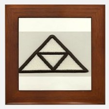 Invisible Empire Framed Tile
