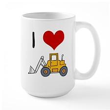 I Love Loaders Mug