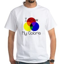 I Know My Colors Shirt