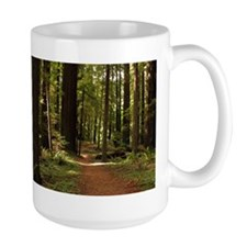 Redwood Trees Mug