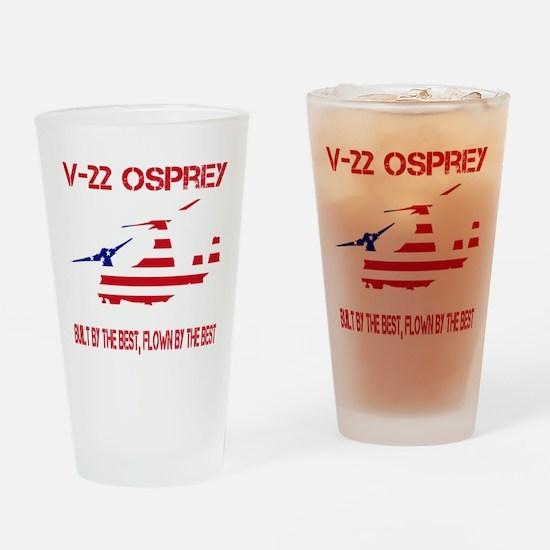 V-22 Osprey Drinking Glass