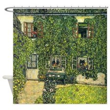 The House of Guardaboschi Shower Curtain