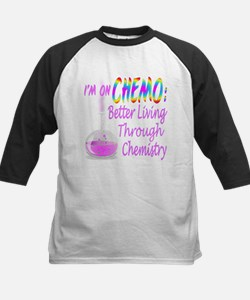 Funny Cancer Chemo Chemistry Tee