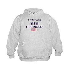 I Support Bib Business! Hoody