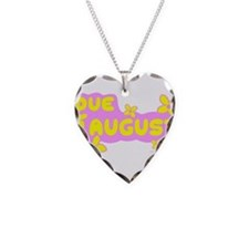 DUE IN AUGUST Necklace