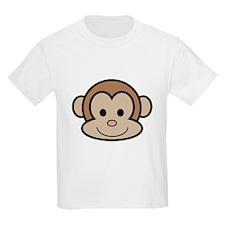 Monkey see (Black) small T-Shirt