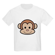 Monkey see (Black) small T-Shirt