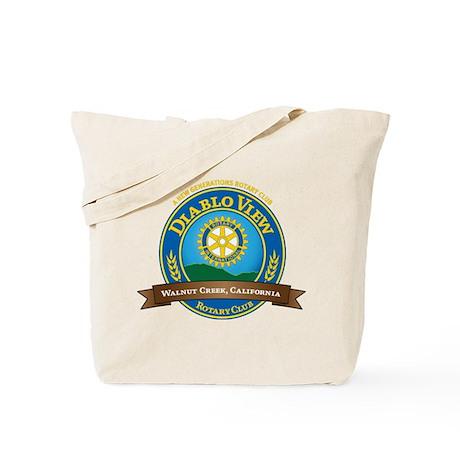 2012 DVR Logo - For Dark Shirts Tote Bag