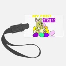 MY FIRST EASTER Luggage Tag