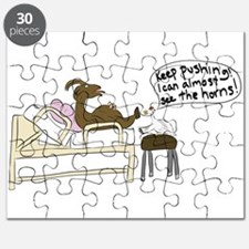 Mama Goat and Duckter Puzzle