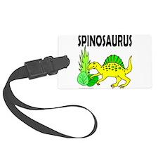SPINOSAURUS Luggage Tag