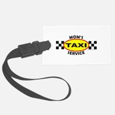 MOM'S TAXI SERVICE Luggage Tag