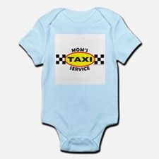 MOM'S TAXI SERVICE Infant Bodysuit