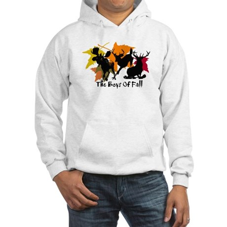 The Boys Of Fall Hooded Sweatshirt