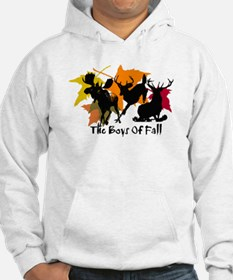 The Boys Of Fall Hoodie