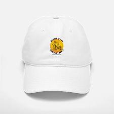 Official Damnedwear.com logo Baseball Baseball Cap