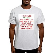 SurvivedSoaP.png T-Shirt