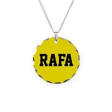 Rafa Necklace Circle Charm