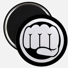 Fist of Goodness Magnet
