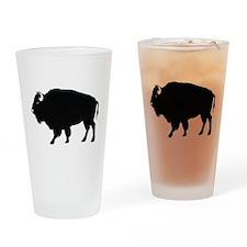 Tatanka designs Drinking Glass