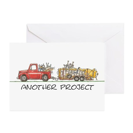 Another Project Two Greeting Cards (Pk of 10)