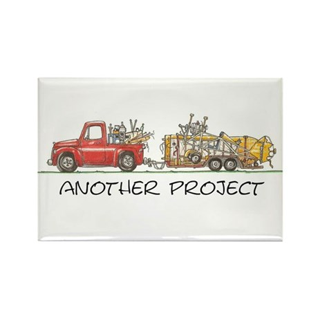 Another Project Two Rectangle Magnet (10 pack)