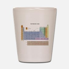Periodic Table Shot Glass