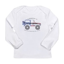 You're not driving a Jeep, are you? Long Sleeve In
