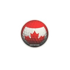 Canadian Golf Mini Button (10 pack)