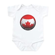 Canadian Golf Infant Bodysuit