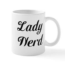 Lady Nerd Mug