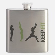 Keep Fit Flask