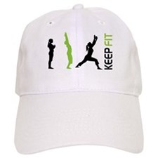 Keep Fit Baseball Cap