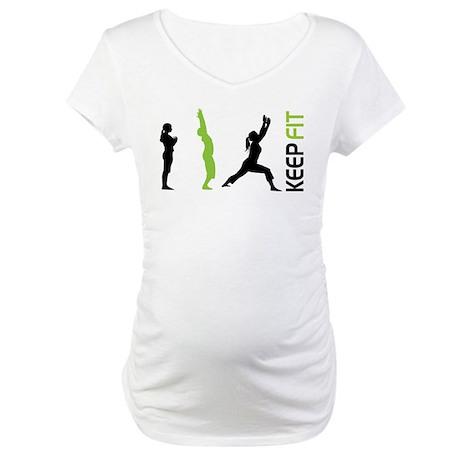 Keep Fit Maternity T-Shirt