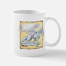 White Dragon Mug